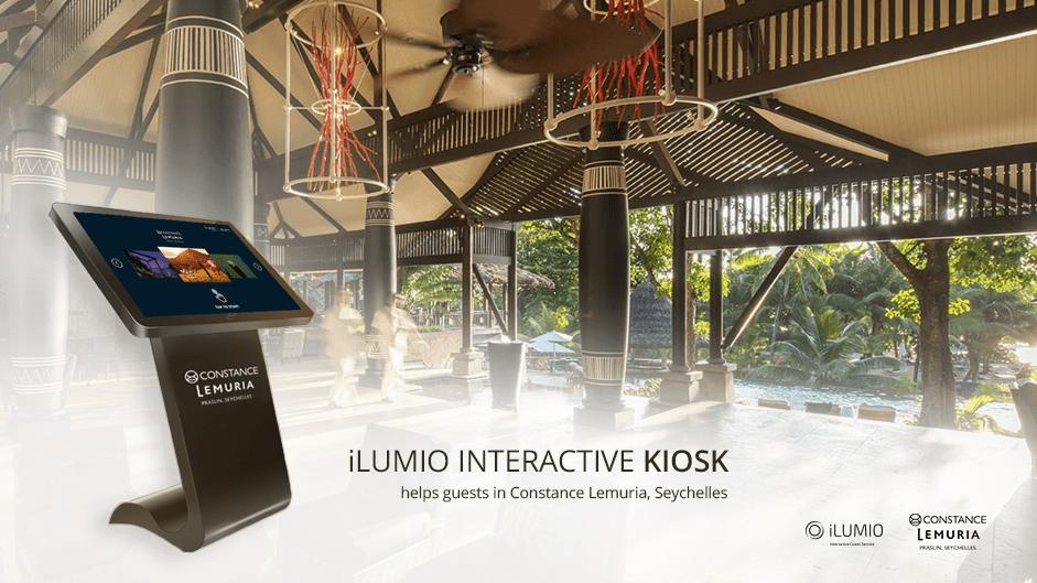 Η τεχνολογία iLUMIO στο Constance Lemuria!